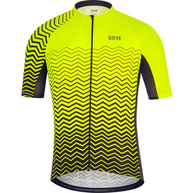 GORE WEAR C3 Jersey Men neon yellow/black